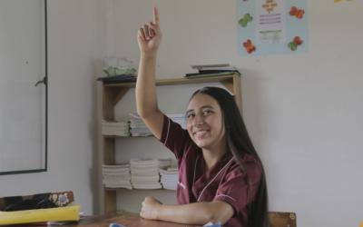 Escuela Nueva en Casa acompaña a los estudiantes rurales