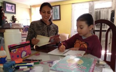Escuela Nueva en casa, un modelo capaz de adaptarse a la pandemia